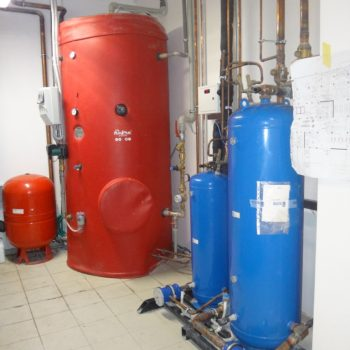 Централи, агрегаты