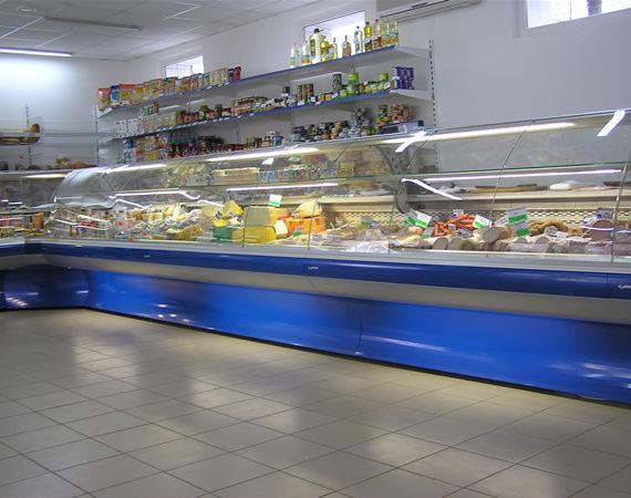 Объект № 4 - г. Изюм, продуктовый магазин