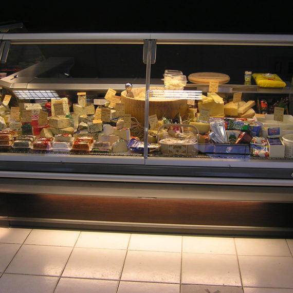 Объект №32 - г. Ялта, сырный бутик