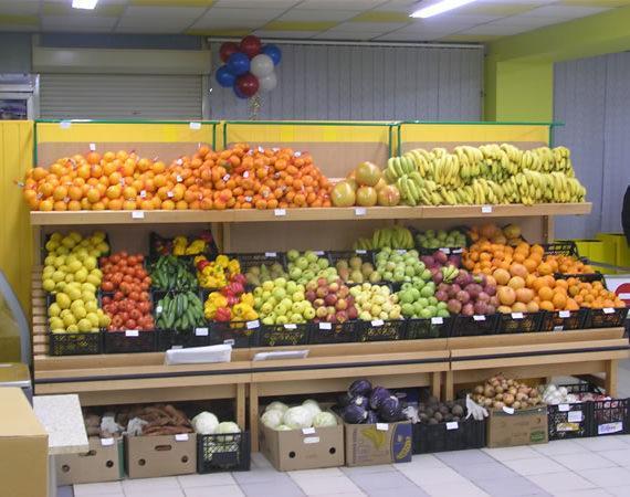 "Объект №11 - г. Чугуев, супермаркет ""Дарс"""