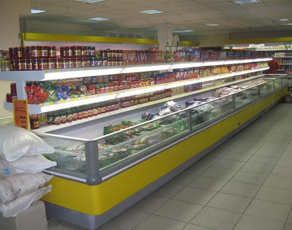 "Объект №10 - г. Харьков, супермаркет ""ЮСИ"""