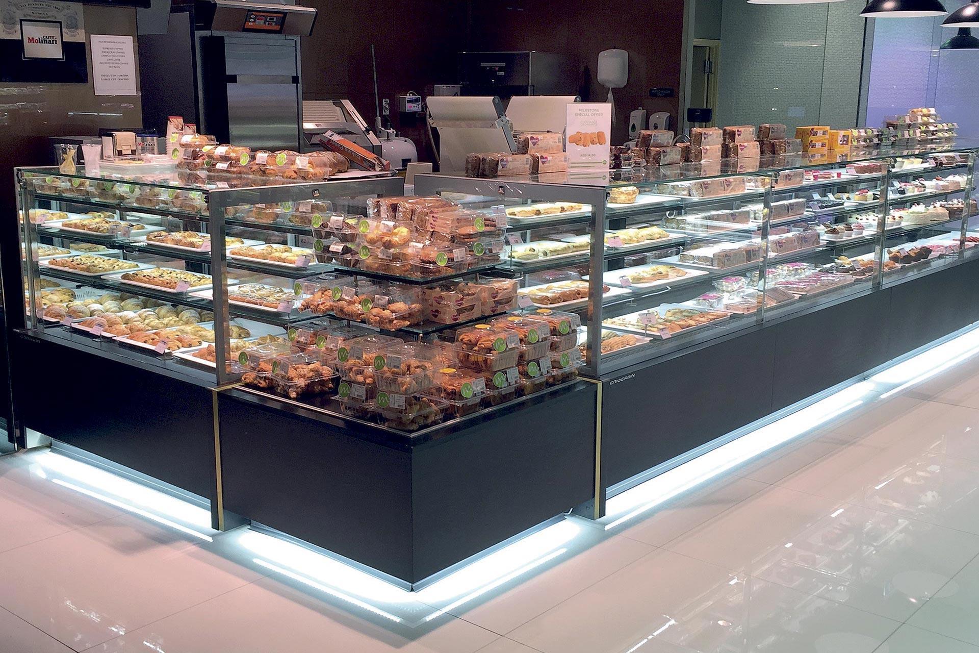 Холодильные витрины Еlisir