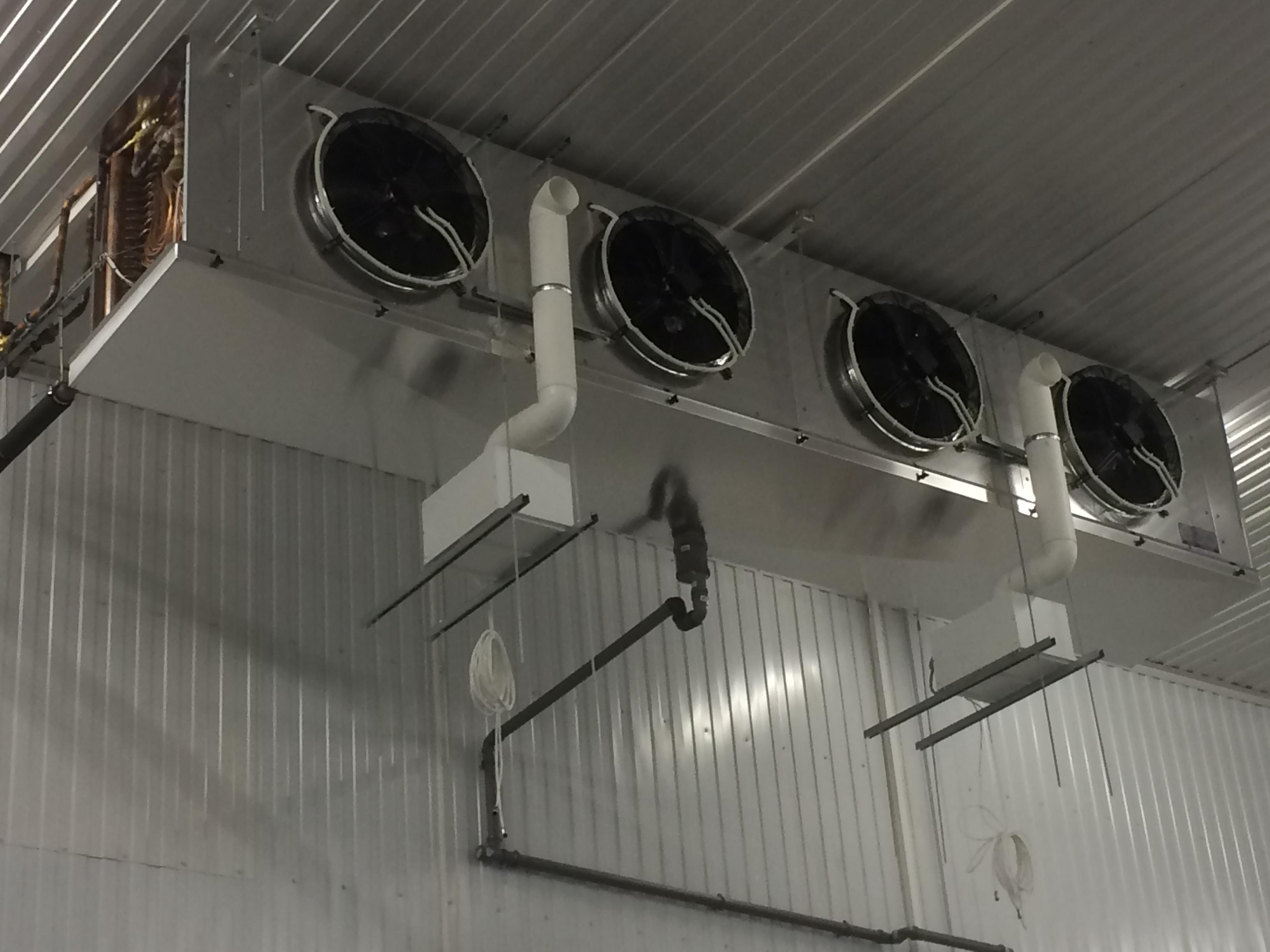 Воздухоохладители GUNTNER