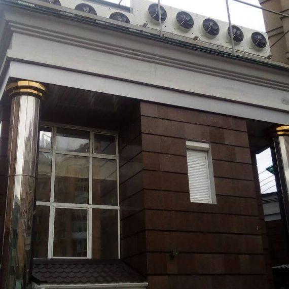 Объект №78 — г. Киев, пр. Героев Сталинграда, 4А, супермаркет «Novus»