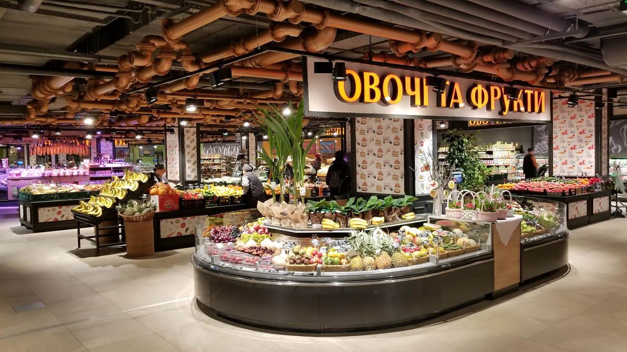 Объект №84 — г. Киев, ул. Тимошенко 21, супермаркет «Сильпо»