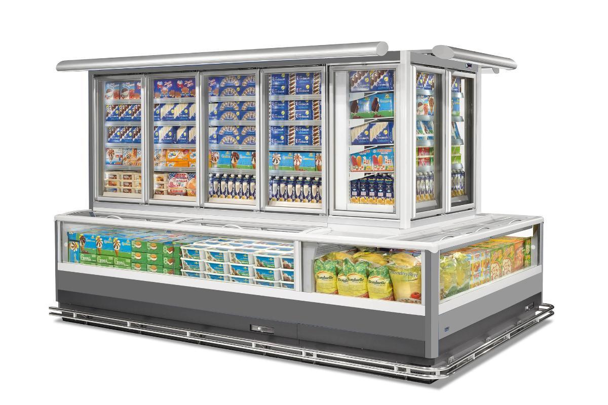 Морозильные шкафы-бонеты Costan