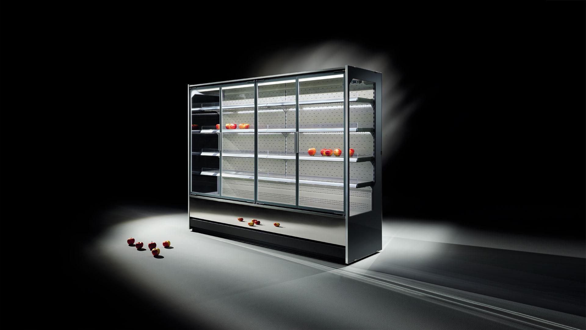 Торговое холодильное оборудование Criocabin