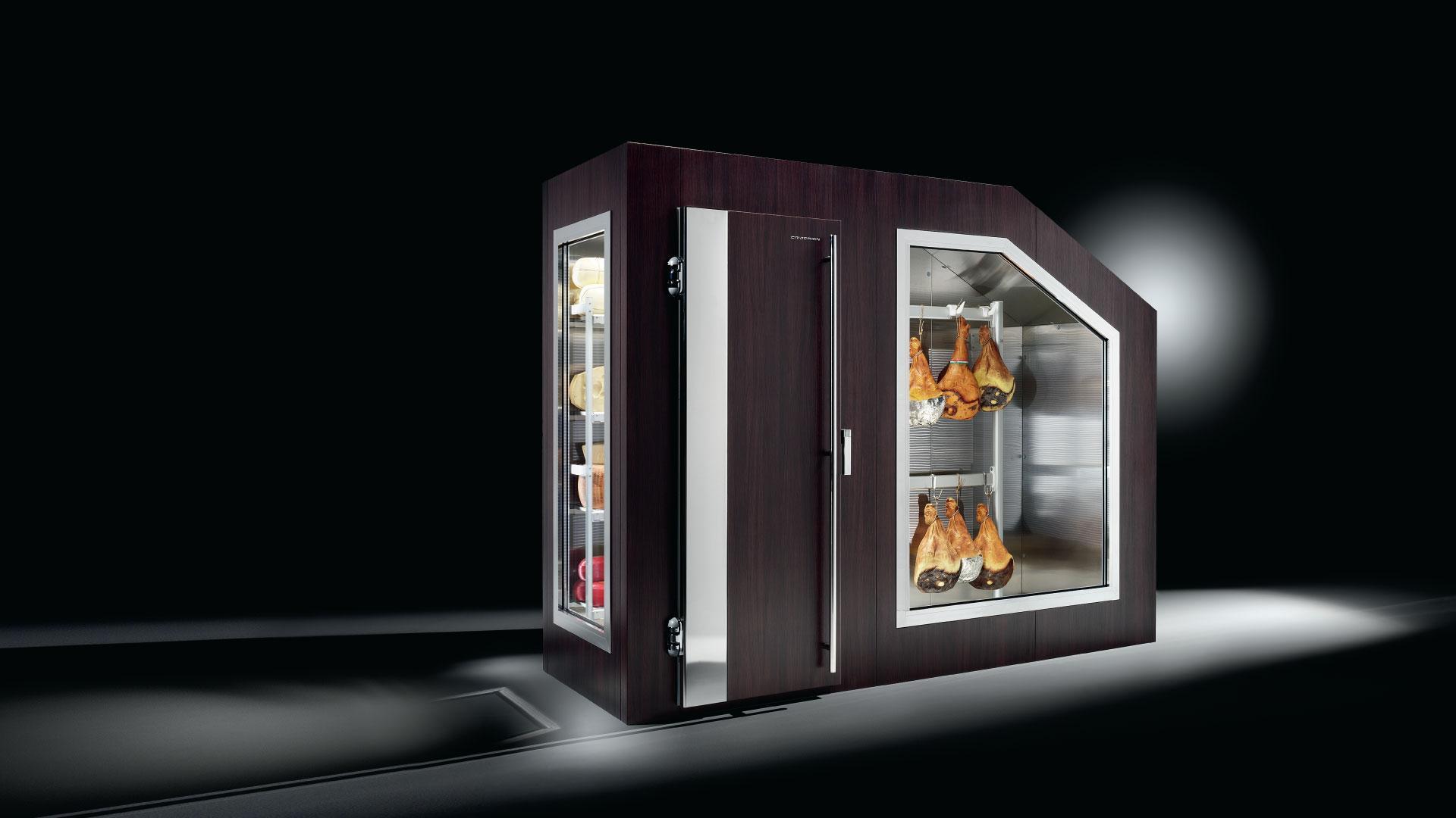 Холодильные камеры Criocabin