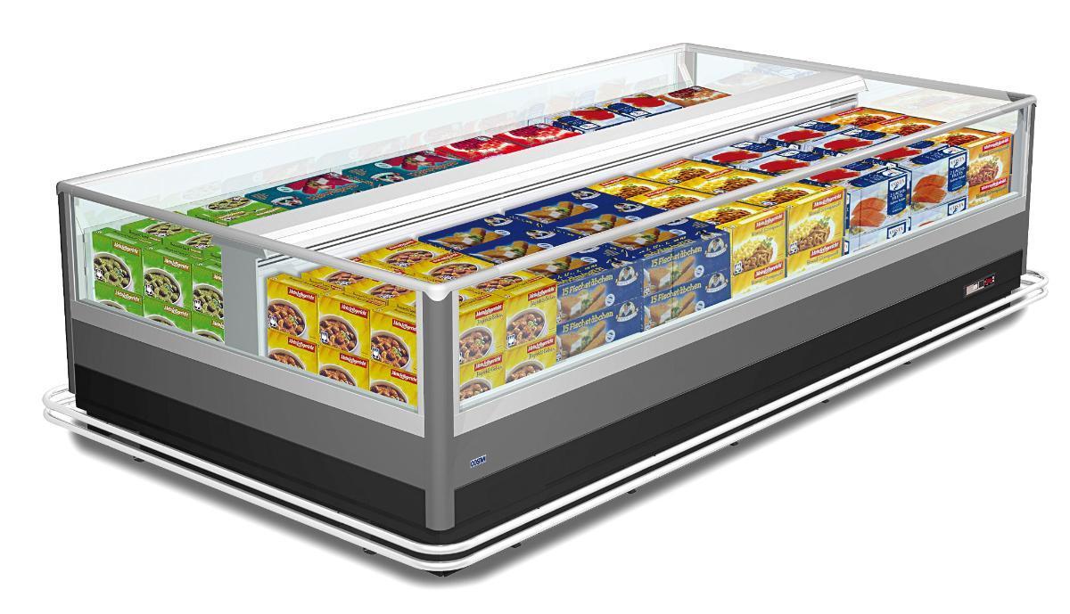 Морозильные бонеты Costan