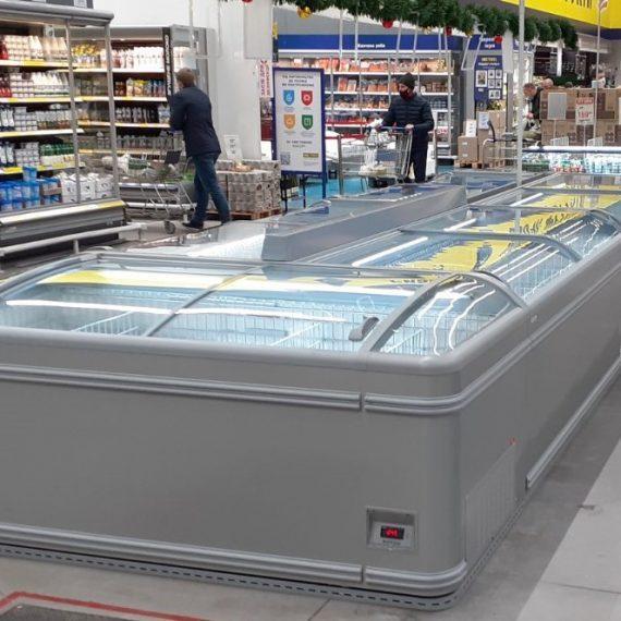Объект №132 — г. Киев, пр. Степана Бандеры 26-в, супермаркет «METRO»